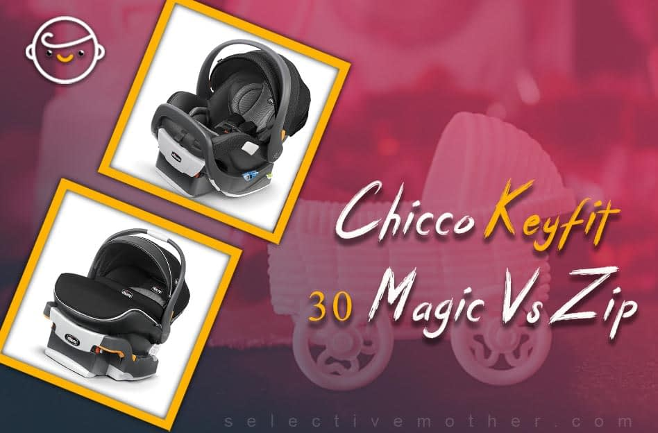 Chicco Keyfit 30 Magic Vs Zip