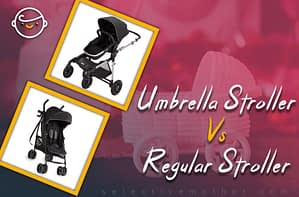 Umbrella Stroller Vs Regular Stroller