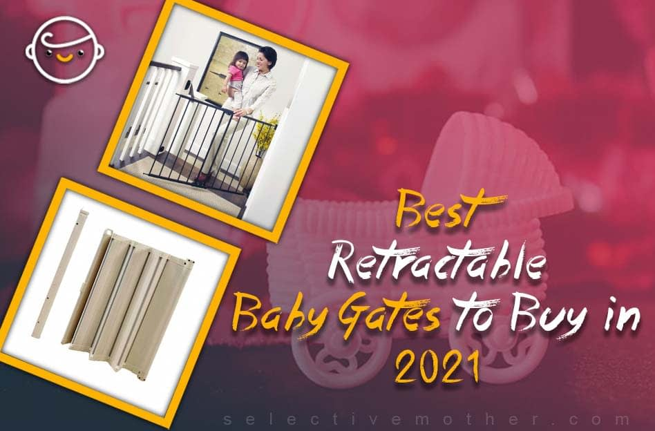 Best Retractable Baby Gates to Buy in 2021
