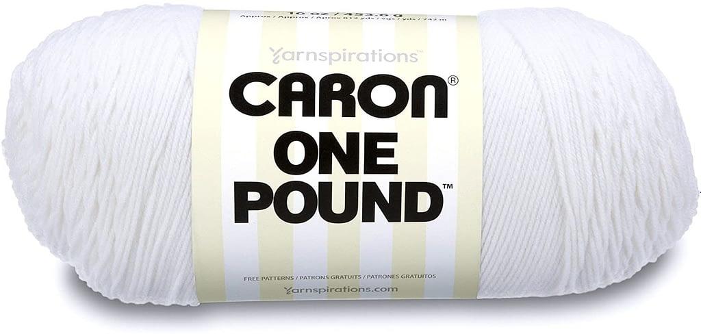 Caron 29401010501 One Pound Solids Yarn