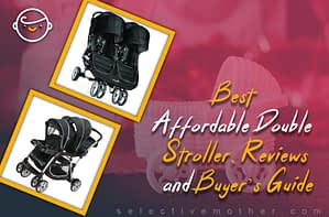 Best Affordable Double Stroller, Reviews and Buyer's Guide